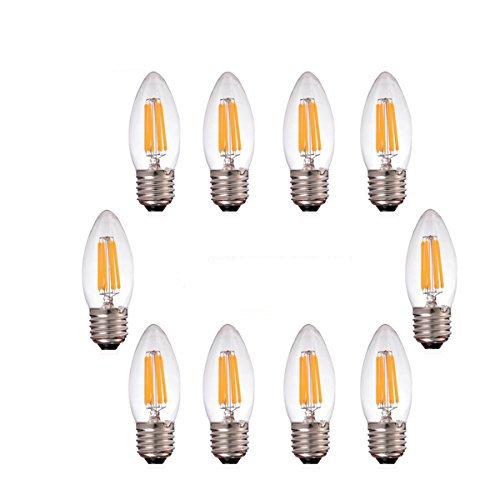 LED電球 40W形相当 400Lm E26 4W 2700...