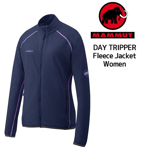 マムート DAY TRIPPER Fleece Jacket レディース