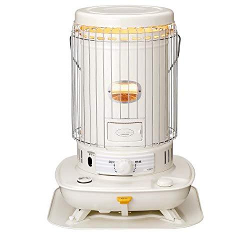 RoomClip商品情報 - コロナ 石油ストーブ(木造17畳/コンクリート23畳)【暖房器具】CORONA ホワイト SL-6618-W
