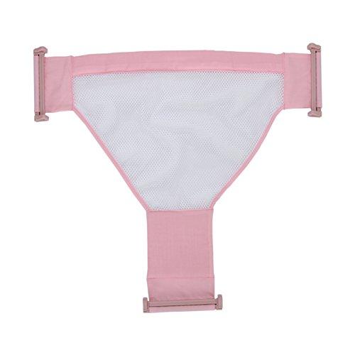 KARIBU カリブ バスネット Baby Bath Net Pink ピンク PM3311 折り畳み式 バス ネット 【※本体は別売りです】 [並行輸入品]