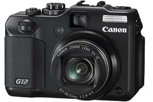 Canon デジタルカメラ PowerShot G12 PSG12 1000万画素 光学5倍ズーム 広角28mm 2.8型バリアングル液晶