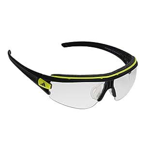adidas(アディダス) サングラス アイウェア 調光レンズ evil eye halfrim pro a181 01 6091 グローマットブラック L