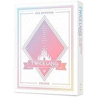 【早期購入特典あり DVD ver】 TWICE TWICELAND THE OPENING ENCORE DVD ( 韓国盤 )(限定特典付き)(韓メディアSHOP限定)