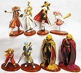 ワンコインフィギュアシリーズ テイルズ オブ ファンタジア(再販版) 全8種フルコンプセット(全6種+シークレット1種+レアカラー1種)