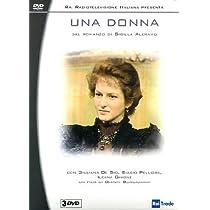 Una Donna (3 Dvd) [Italian Edition]