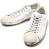 GOLDEN GOOSE [ゴールデングース] SNEAKERS SUPERSTAR -WHITE SKATE-(スニーカー 靴)