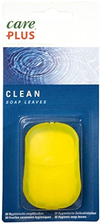マウンド止まる慢Care Plus Soap Leaves (50pcs) - Rub Your Hands with a Soap Leaf and Water for Soft and Clean Hands - FREE BONUS 'Surviving the Wild Outdoors' eBook