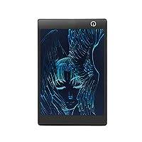 LCDタブレット電子描画ボードカラーグラフィックタブレットチャイルドアダルトホームオフィスビジネスホリデーギフト9.7インチ(ブラック)