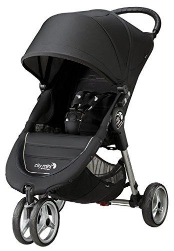 baby jogger(ベビージョガー) 3輪 ベビーカー city mini シティミニ ブラック/グレイ BK 2022275