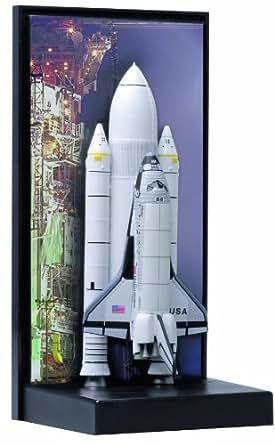 1/400 スペースシャトル コロンビア ブースター付 (STS-I) (塗装済み完成品)