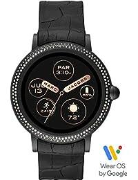 [マーク ジェイコブス] 腕時計 RILEY TOUCHSCREEN SMARTWATCH タッチスクリーンスマートウォッチ MJT2003 正規輸入品 ブラック