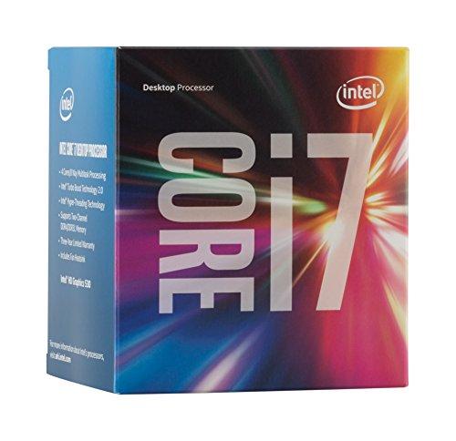 Intel CPU Core i7-6700 3.4GHz 8Mキャッシュ 4コア/8スレッド LGA1151 BX80662I76700 【BOX】