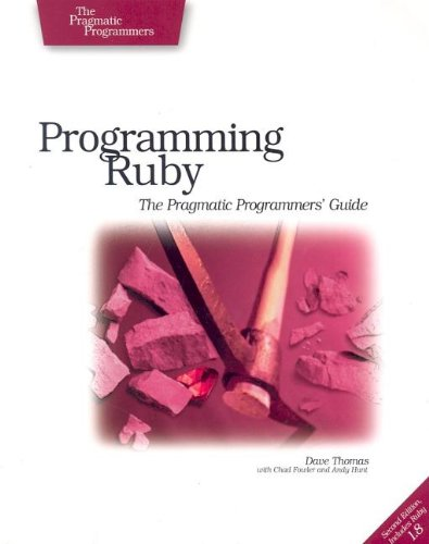 Programming Ruby: The Pragmatic Programmer's Guide, Second Editionの詳細を見る