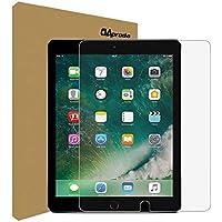 OAproda iPad Pro 10.5 ガラスフィルム 強化ガラス 液晶保護フィルム日本製素材旭硝子製【硬度9H / 高透過率/防爆裂 / 3Dタッチ / 気泡ゼロ/簡単取付/指紋防止/反射防止】(iPad Pro10.5、透明)