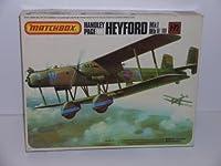 British Handley Page Heyford Mk I,II,III----Plastic Model Kit