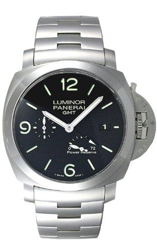 [パネライ] PANERAI 腕時計 ルミノール1950 3デイズGMTパワーリザーブ PAM00347 メンズ [並行輸入品]