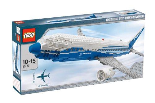 レゴ ボーイング 787 ドリームライナー 10177  (Boeing 787 Dreamliner)