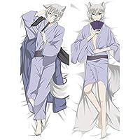 神使ともえ カスタム 抱き枕カバー 両面プリント 2WAYトリコット アニメ 漫画 160x50cm