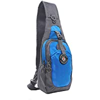 LC Prime Sling Bag, RFID Blocking Tiny Compact Shoulder Bag, for Men Women Travel Gym Sport Hiking