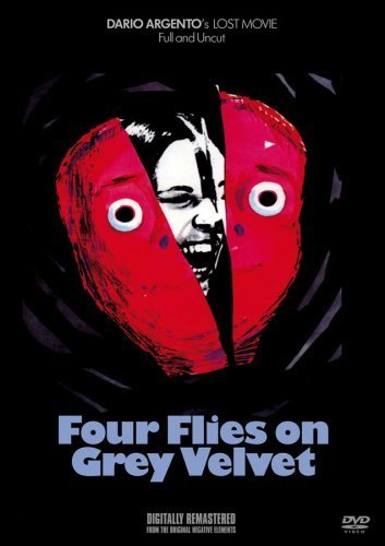 Dario Argento's Four Flies on Grey Velvet by Mya Communication/Ryko