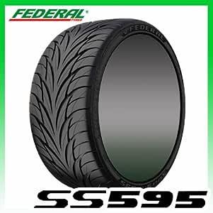 フェデラル(FEDERAL) 2本セット SS595 225/40ZR18