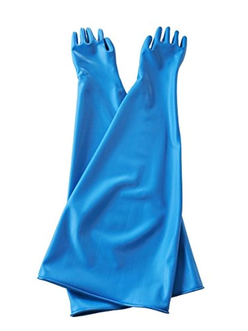 化粧名目上の送料ハナキゴム グローブボックス用手袋ハナローブ K72(平) 1双