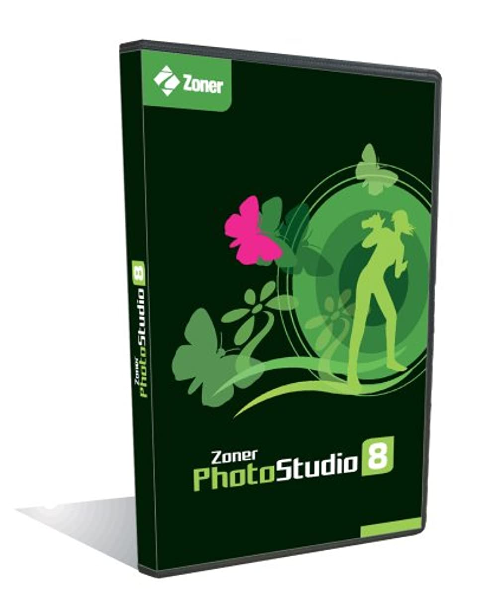 好き知り合い不合格Zoner Photo Studio 8 Home