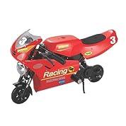 電動バイク ポケバイR レッド PB-02-RD