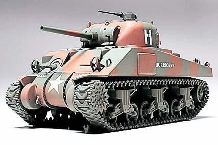 1/48ミリタリーミニチュアコレクション M4シャーマン初期型第66戦車連隊 完成