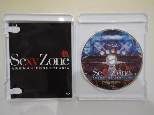 Sexy Zone アリーナコンサート 2012 (通常盤) (特典ポスターなし) [Blu-ray]