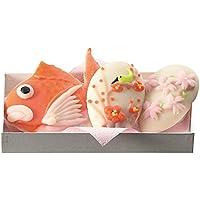 梅かま 飾りかまぼこ 祝鯛セレクション STYS240