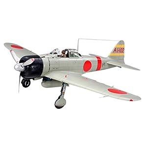 タミヤ 1/32 エアークラフトシリーズ No.17 日本海軍 三菱 零式艦上戦闘機 21型 プラモデル 60317