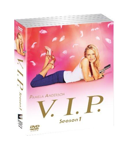 V.I.P. シーズン1(5枚組) [DVD]
