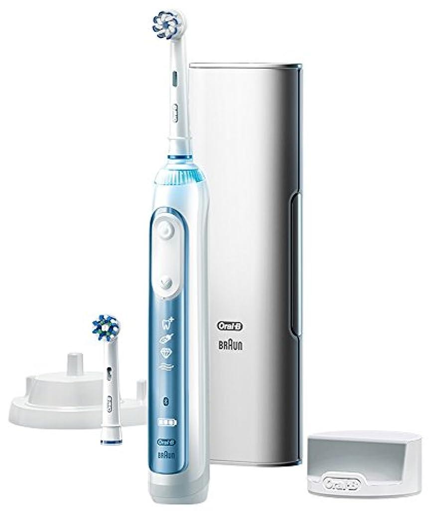 孤独センブランスセンターブラウン オーラルB 電動歯ブラシ スマート7000 D7005245XP D7005245XP