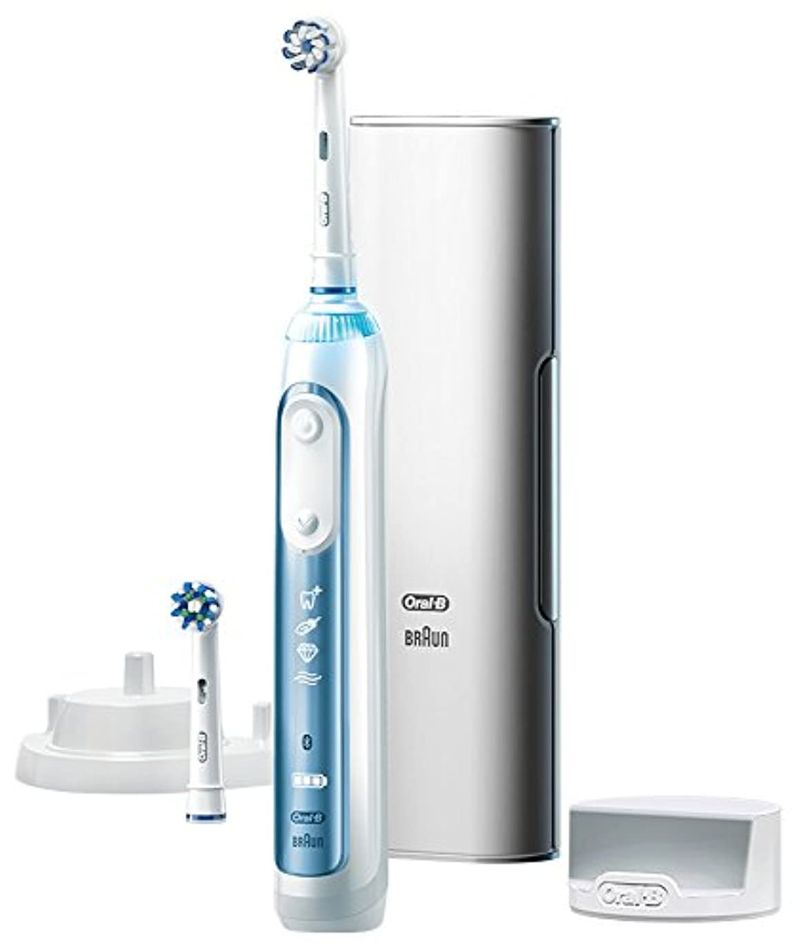 傾向がある最大フローブラウン オーラルB 電動歯ブラシ スマート7000 D7005245XP D7005245XP