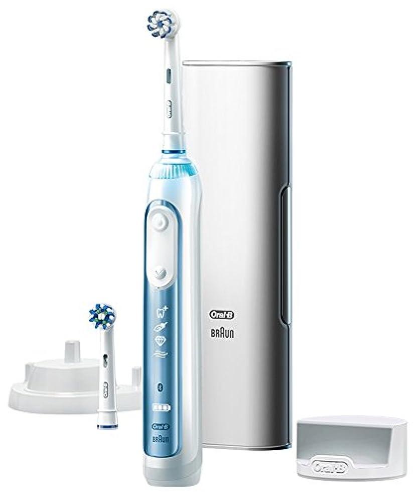 予測する執着休戦ブラウン オーラルB 電動歯ブラシ スマート7000 D7005245XP D7005245XP