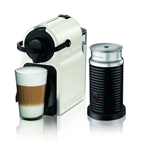 RoomClip商品情報 - ネスプレッソ コーヒーメーカー イニッシア エアロチーノセット ホワイト C40WH-A3B