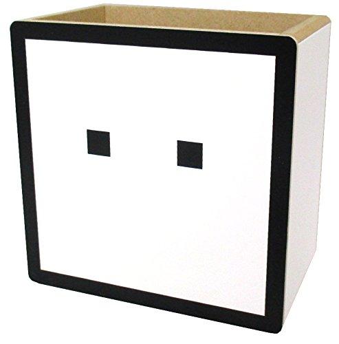 ハコボーイ!  キュービィ 木製小物入れ   高さ10cmの詳細を見る