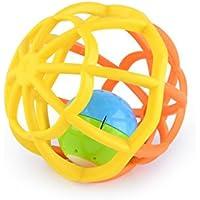 ychoice Lovely赤ちゃんおもちゃギフト赤ちゃんかわいいプラスチック手Rattles Bell Kids Funnnyボールおもちゃギフト