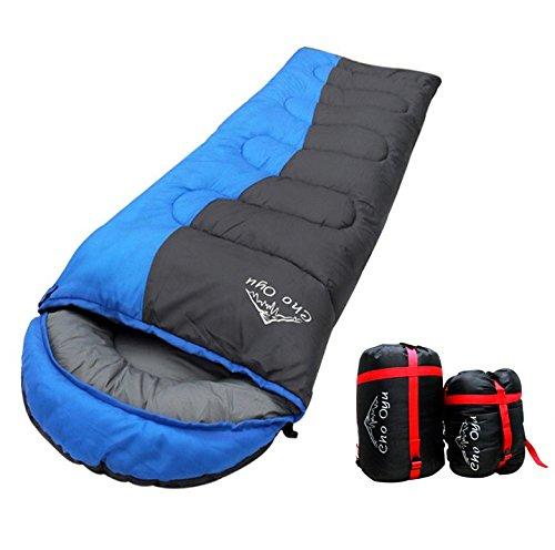 寝袋 封筒型 軽量 sleepingbag アウトドア 登山 車中泊 丸洗い 夏用 冬用 収納袋付き