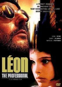 Leon: The Professional (1994) Jean Reno, Gary Oldman, Natalie Portman