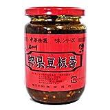 ピーケン豆板醤 (四川卑県唐辛子味噌) お徳用 380gX2