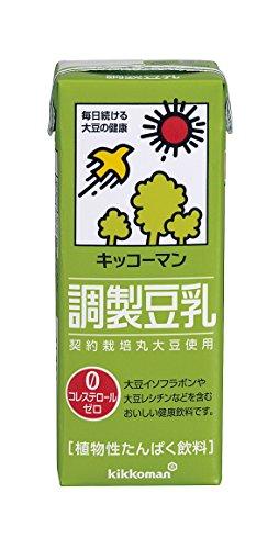 調製豆乳 200ml ×18本