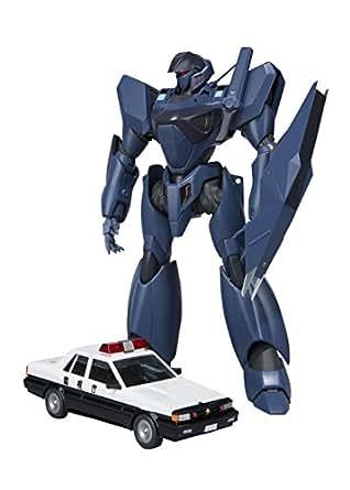 ROBOT魂 機動警察パトレイバー [SIDE LABOR] サターン 約130mm ABS&PVC製 塗装済み可動フィギュア