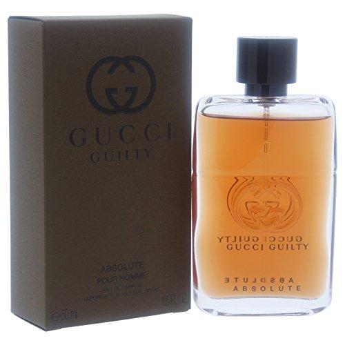 GUCCI(グッチ) グッチ ギルティ アブソリュート プールオム オードパルファム 50ml ウッディな香り
