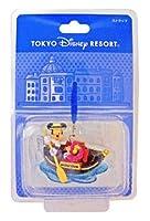 東京ディズニーシー ヴェネツィアン・ゴンドラに乗ったミッキーとミニーのストラップ