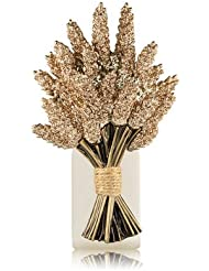 【Bath&Body Works/バス&ボディワークス】 ルームフレグランス プラグインスターター (本体のみ) シマリングウィートバンドル Wallflowers Fragrance Plug Shimmering Wheat...
