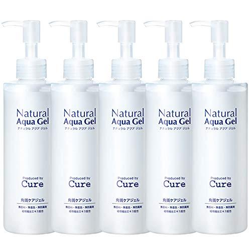 ナチュラルアクアジェル 250g ×5本セット Product by Cure