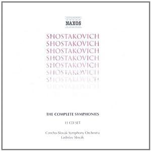 Shostakovich: Complete Symphonies