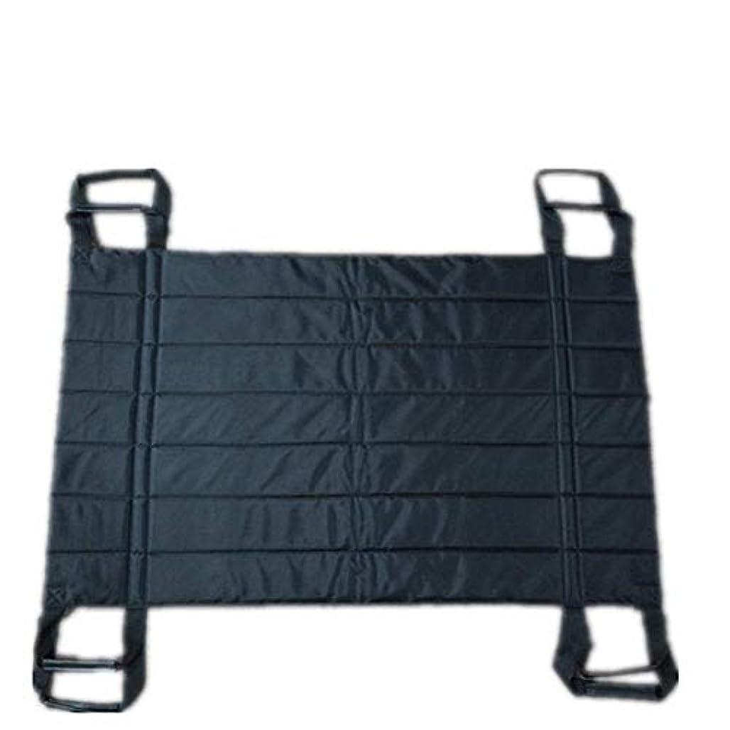 シェアシリングご飯トランスファーボードスライドベルト-患者リフトベッド支援デバイス-患者輸送リフトスリング-位置決めベッドパッド